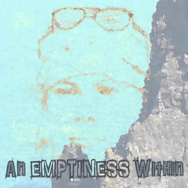 An Emptiness Within Cover with Staring Eyes